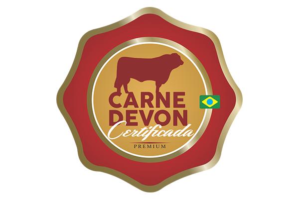 selo da carne certificada Devon